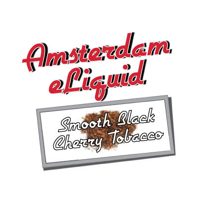 Amsterdam Smooth Black Cherry Tobacco