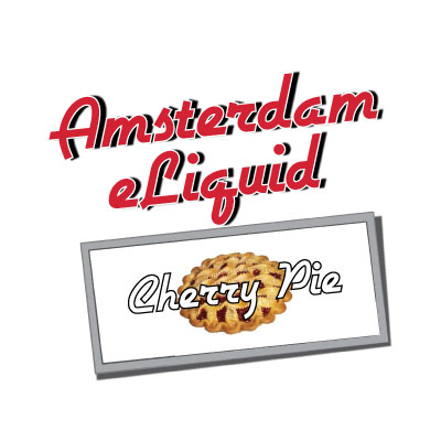 Amsterdam eLiquid Cherry Pie
