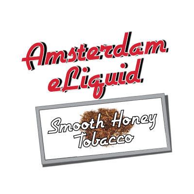 Amsterdam Smooth Honey Tobacco eJuice