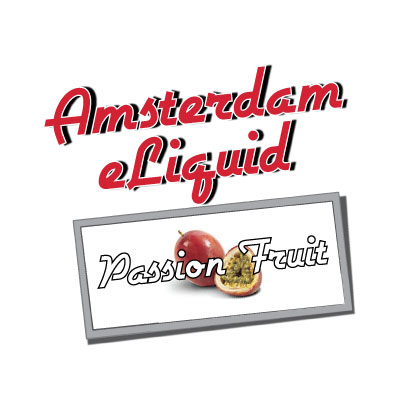 Amsterdam Passion Fruit e-Liquid