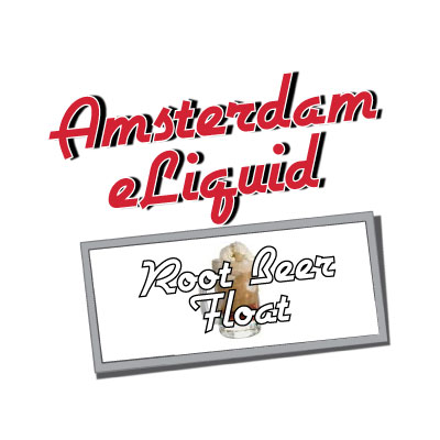 Amsterdam Root Beer Float e-Liquid